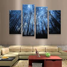 Samoan Home Decor by Starry Sky 4 Piece Canvas Xeroly