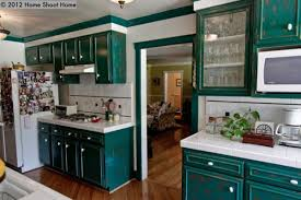 Kitchen Cabinets Colors Green Kitchen Cabinets Color Zach Hooper Photo Smart Step Of