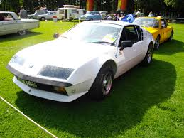 renault alpine a310 1980 renault alpine a310 1 madwhips