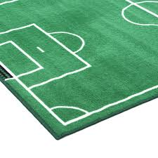 Sports Area Rug Rugs Time Soccer Field Sports Area Rug Reviews Wayfair
