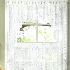 Lace Cafe Curtains Lace Kitchen Curtains Inspiring Lace Kitchen Curtains Decor With