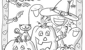 halloween coloring contest pages free printable halloween coloring