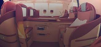 siege business air business class oman air