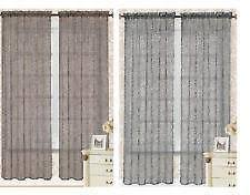 black sheer curtains ebay pottery barn kids sheer curtain white