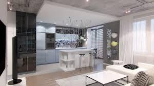Mini Apartment by Moscow Mini Apartment Alena Bulataya Interior U0026 Design