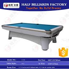 Professional Size Pool Table 8ft Superior Billiard Table 8ft Superior Billiard Table Suppliers