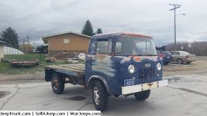 jeep used parts for sale used jeeps and jeep parts for sale 1961 jeep fc 170 drw wald