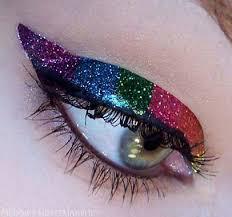 eyeliner tattoo violent eyes review violent eyes glitteratti tattoo glitter eyeliner appliques