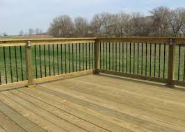 installing in line balusters deck expressions