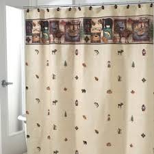cabin rustic lodge shower curtains cabin 9 design