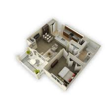 3 Bedroom Floor Plans by Floor Plans Stanford West Apartments