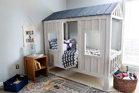 how to build a cabin house diy cabin bed the house of wood