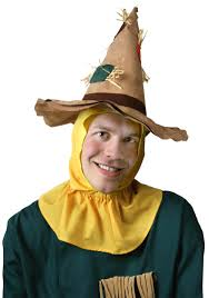 wizard of oz munchkins costume ideas scarecrow hat