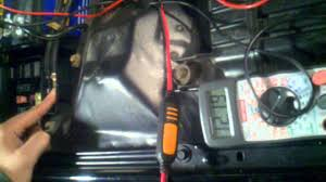 How To Bench Test An Alternator How To Test For Bad Alternator Internal Shorts Etc Youtube