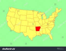 Arkansas Map Us Maps Us Map Arkansas Arkansas Maps And Data Myonlinemapscom Ar