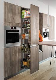 cuisine range bouteille meuble range bouteille sagne cuisines cuisine wood and black