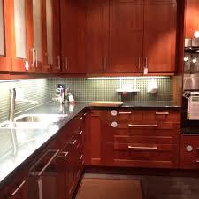 ikea adel medium brown kitchen cabinets critique this kitchen design pip heavy gbcn