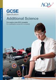 aqa additional science 4408