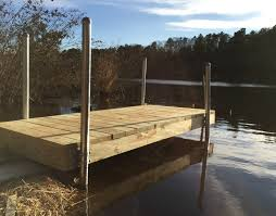 Build A Small Home Build A Diy Boat Dock Bare Feet On The Dashboard