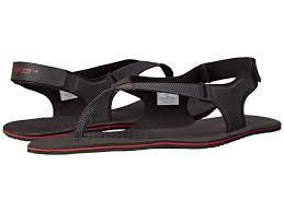 lyst vivobarefoot ulysses in black for men