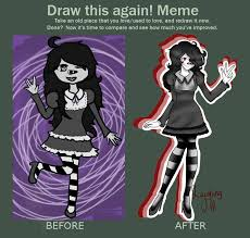 Meme Laughing - draw it again meme laughing jill by zager15 on deviantart
