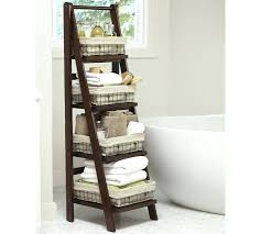 Bathroom Storage Ladder Ladder Bathroom Storage Bathroom Storage Ladder Bathroom Ladder