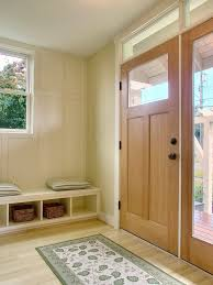 Entryway Baskets Entryway Bench Ideas Entry Traditional With Wood Flooring Storage
