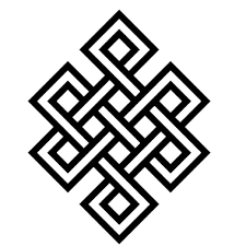 endless knot tattoo design endless tattoo design images free