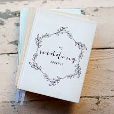 bridal wedding planner wedding journal notebook wedding planner personalized