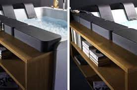 thais art whirlpool tub by blubleu spa experience in your