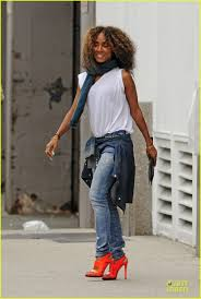 Hair Extensions Long Beach Ca by Willow Smith Rocks Long Hair Extensions In New York City Photo