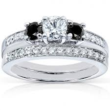 black diamond wedding set kobelli online jewelry black diamond bridal sets total gem