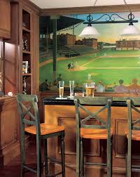 sporty baseball bedroom decor ideas 6 0 x 10 5 ft baseball stadium prepasted wall mural