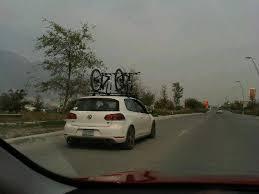 Mkv Gti Interior Golf Gti Owners Bikes In Car Mtbr Com