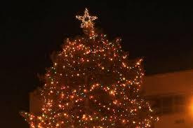 Christmas Tree Lighting Downtown Monroe Tree Lighting Celebration Slated For Saturday
