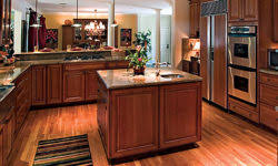 Kitchen Cabinets And Flooring Combinations Hardwood Floor Kitchen Cabinet Combinations Wooden Cabinets Design In