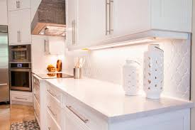 Glacier Cabinets Cambria Ella Countertop White Cabinets Backsplash Ideas
