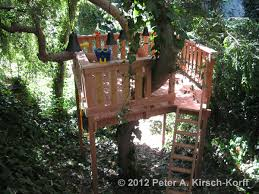 los angeles wood tree houses playhouses play forts play