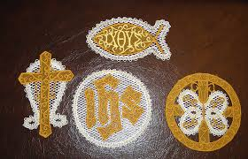 battenburg lace chrismon ornaments melinda s quilt