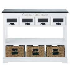 maison du monde meuble cuisine cuisine 30 accessoires et meubles pour un espace réduit