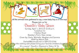lion king themed baby shower lion king baby shower invitation