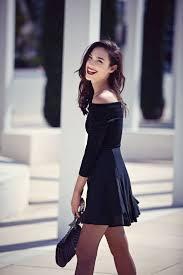 dress gal every girl needs a black dress the shoulder