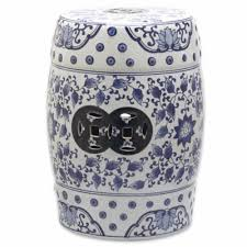 Ceramic Garden Decor Buy Blue Garden Decor From Bed Bath U0026 Beyond