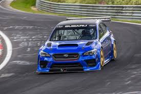 subaru sports car wrx subaru wrx sti type ra nbr special thrashes u0027ring record by car