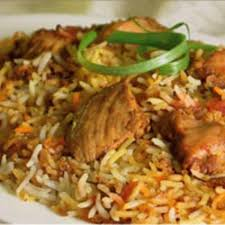 biryani indian cuisine hyd chicken dum biryani peacock indian cuisine view menu