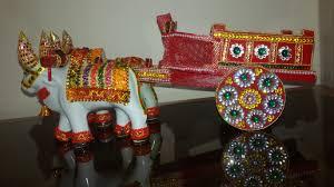 Bombay Home Decor by Buy Decorative Bullock Cart Online Craftsvilla