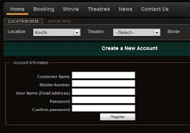 coding for fun online movie ticket booking site for kerala