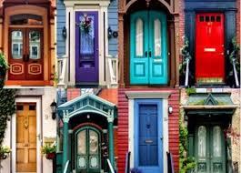 painting your front door the easy way the diy village 10 tips for painting your front door
