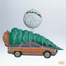 vacation hallmark ornament