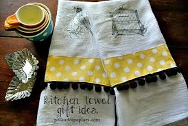 gift ideas for kitchen diy kitchen towel gift idea cooking with ruthie